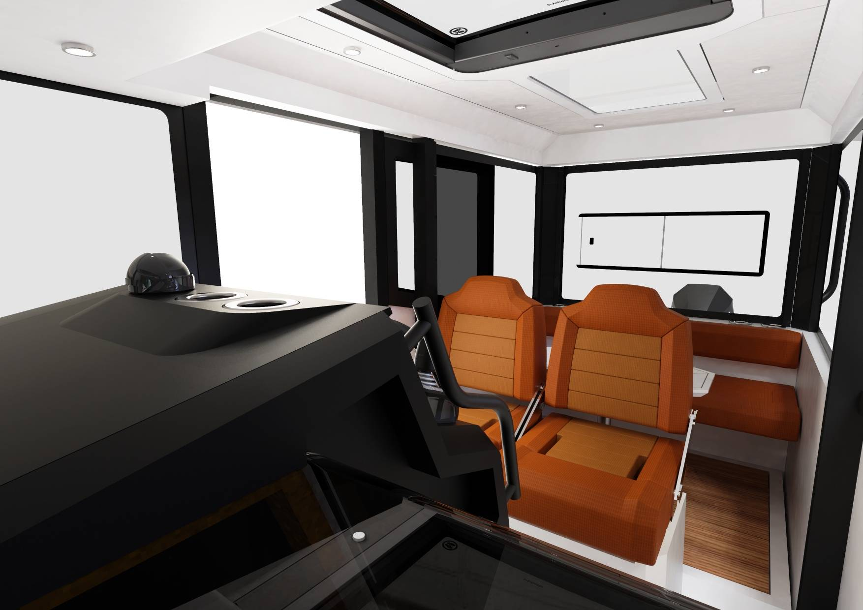 The Spacious Enclosed SUV Helm