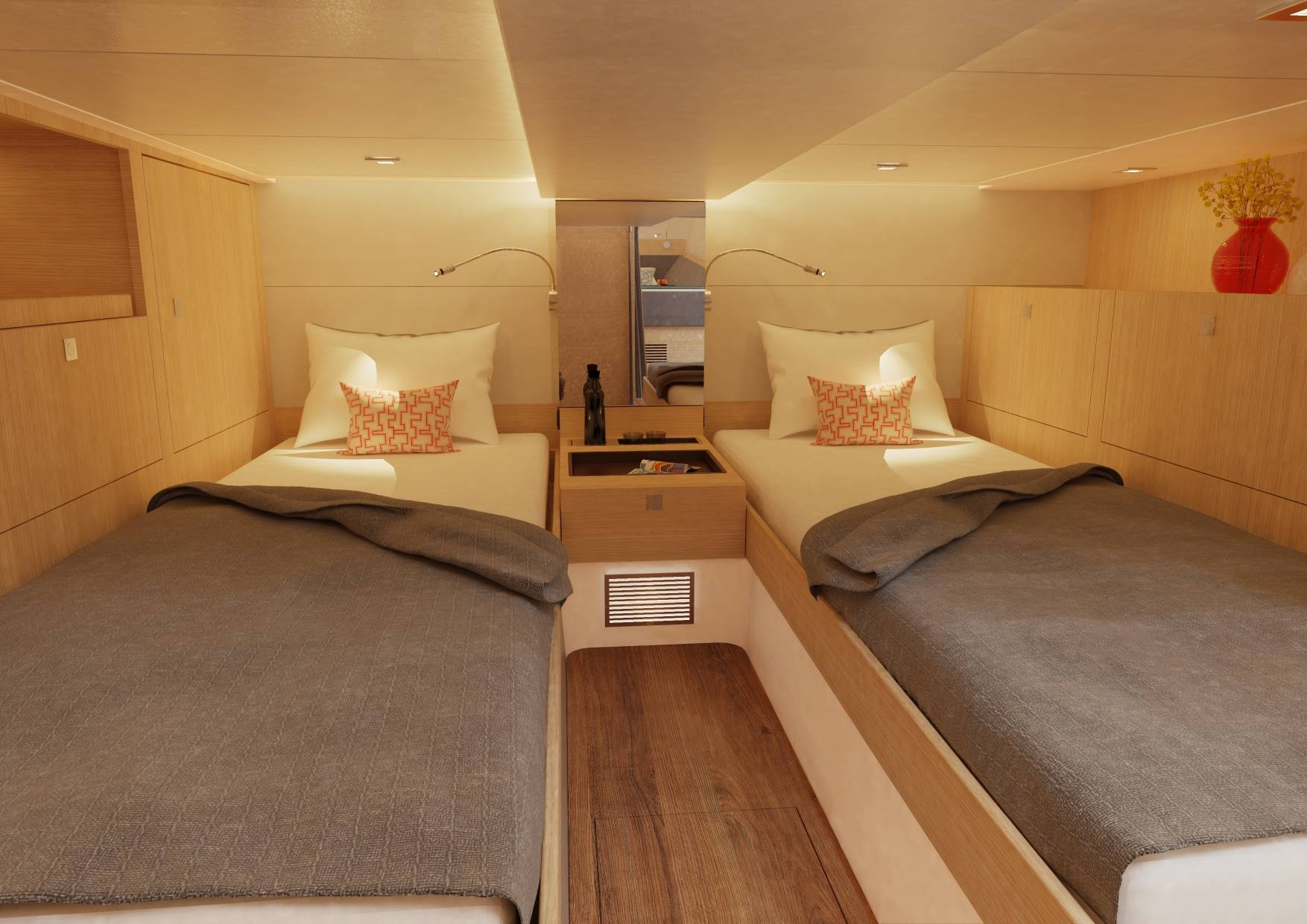 The D38 CC Also Features A Further Two Beds